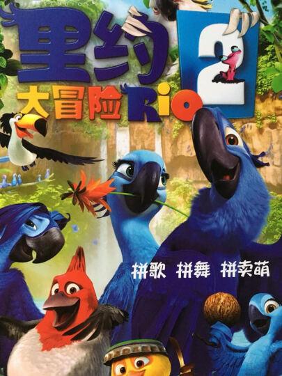 里约大冒险2(蓝光碟 BD50)(京东专卖) 晒单图