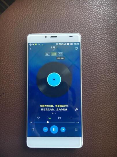 UIMI 优米 UIMI8 智能手机 全网通4G手机  双卡双待 玫瑰金 晒单图