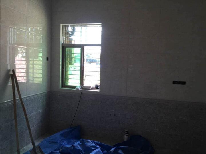 森摩 瓷砖客厅地砖 电视背景墙大理石地板砖全抛釉800 雅典黄玉 晒单图
