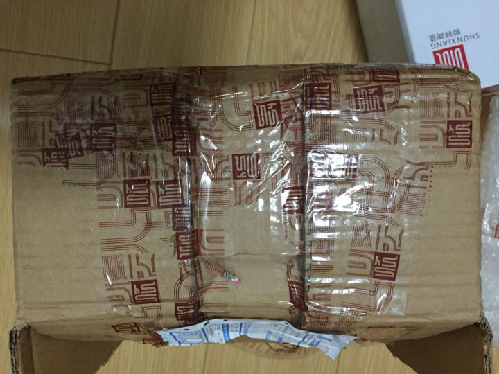 顺祥 陶瓷巧妇锅 耐高温炖锅 日用细瓷汤锅1.5L汤煲养生煲 01美好生活 晒单图