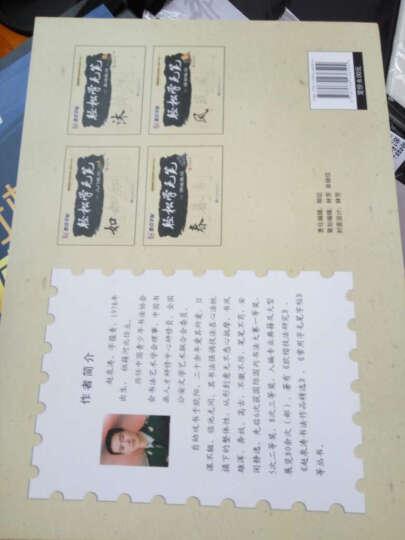 墨点字帖·轻松学毛笔(1):入门练习 晒单图