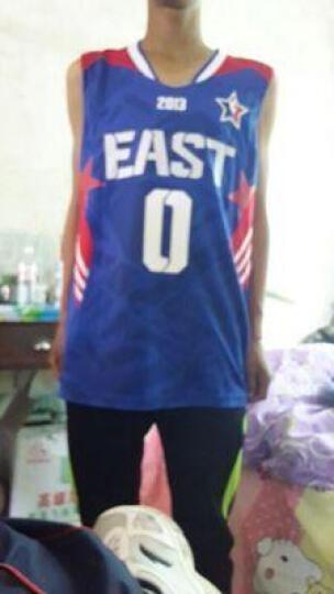 至型 2013年经典款全明星篮球服套装 男 东部西部明星球衣 训练队服定制 DIY 西部32号格里芬 2XL 晒单图