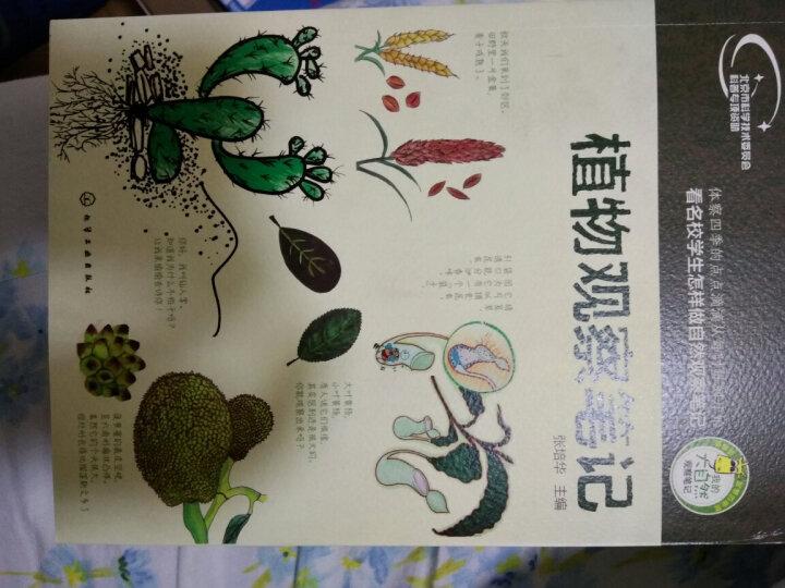 我的大自然观察笔记:植物观察笔记 晒单图