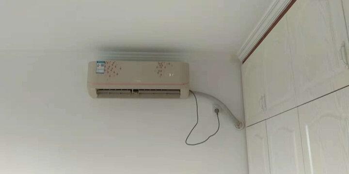 TCL 直流变频 冷暖 空调挂机 二级能效 风菱系列 大1匹 KFRd-26GW/SW12BpA 晒单图