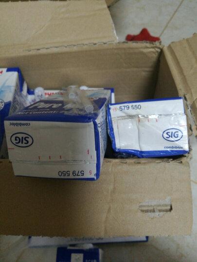 200ml*24盒德国进口甘蒂牧场MUH牧牌全脂纯牛奶一整箱高钙营养早餐小牛奶 晒单图