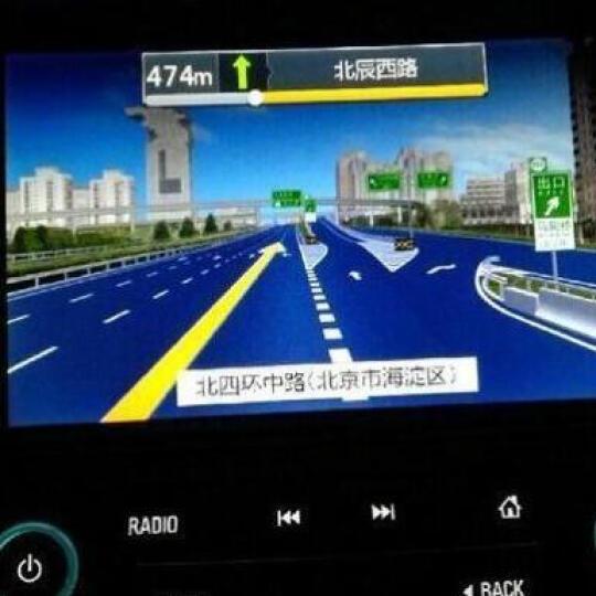 途新智能车机别克新凯越全新英朗威朗君威昂科拉昂科威jeep自由光汽车车机车载倒车影像导航仪一体机 高通4G/WIFI版+自主安装 晒单图