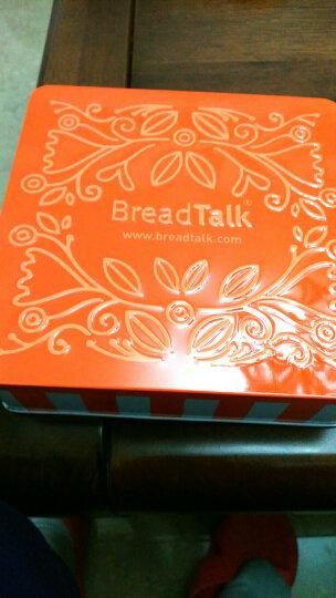 面包新语 手工曲奇饼干零食8味礼盒 165g 巧克力坚果曲奇120g 晒单图