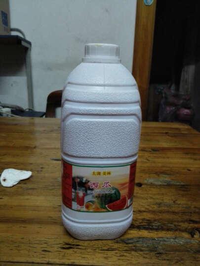 太湖美林果汁 西瓜味果汁2.5kg美林6倍浓缩汁奶茶 日期不断更新 晒单图