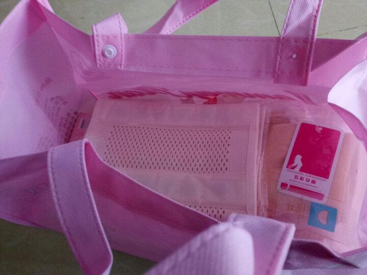 入院全套用品待产包产妇入院包产后卫生巾产褥垫 冬季孕妇 三包合一鞋子S(36-37) 晒单图