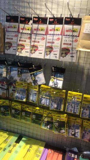 雅利达 超市挂钩货架展示加粗网片网格钩 饰品洞洞板钩子槽板钩五金配件 槽板钩网钩-20cm 晒单图