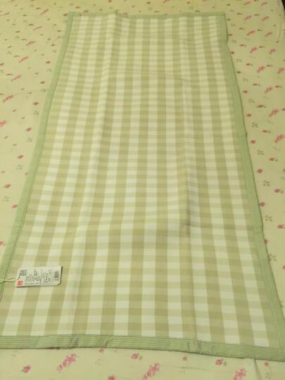 萌宝(Cutebaby) 婴儿新生儿法兰绒三层隔尿垫  防水透气 70*120 晒单图