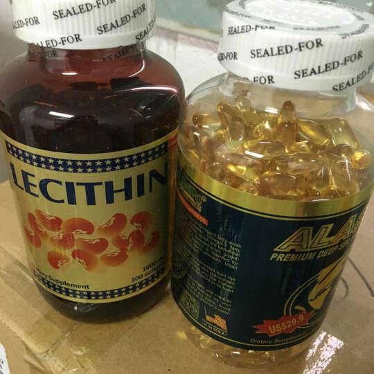 康维宝KonWeiPo深海鱼油 300粒/瓶 调节血压血脂胆固醇清理血管 晒单图