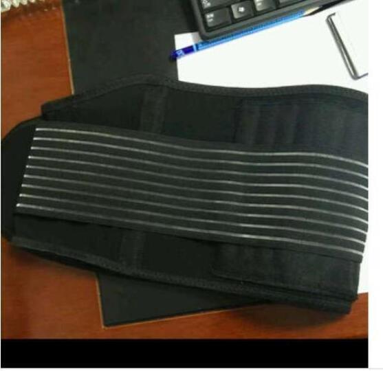 劳拉之星护腰带腰肌劳损腰间盘脱落透气加压支撑运动腰带 透气ABS支撑条/舒适更透气 XL(腰围2.4~3.0尺) 晒单图