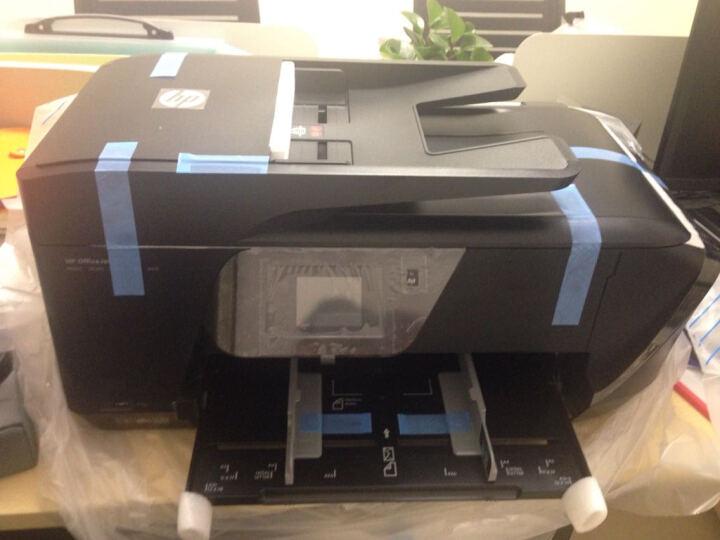 惠普hp a3打印机 7612 7720 7730 7740 彩色喷墨 复印机 扫描机 一体机 7730 打印A3/A4|复印扫描传真A4 标配 晒单图