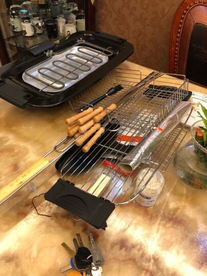 亨博锡纸烤肉烤鸡翅铝箔纸烘焙加厚型烧烤配件工具 晒单图