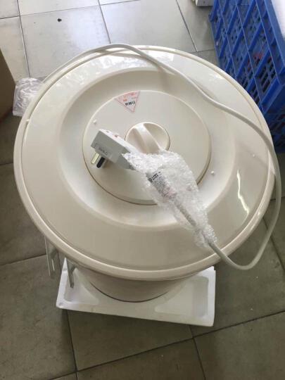 布歌(BUGE) 电热水器 40升/50升/60升/80升L 可选2KW速热家用热水器储水式淋浴洗澡 60升S18储水式双防电.上门安装 晒单图