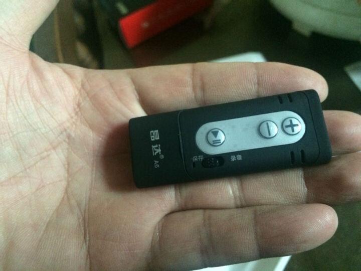 昂达 录音笔U盘 微型降燥声控u盘型mp3隐形超高清远距声控  MP3播放器 录音笔 专业 8G升级显示屏VT320 晒单图