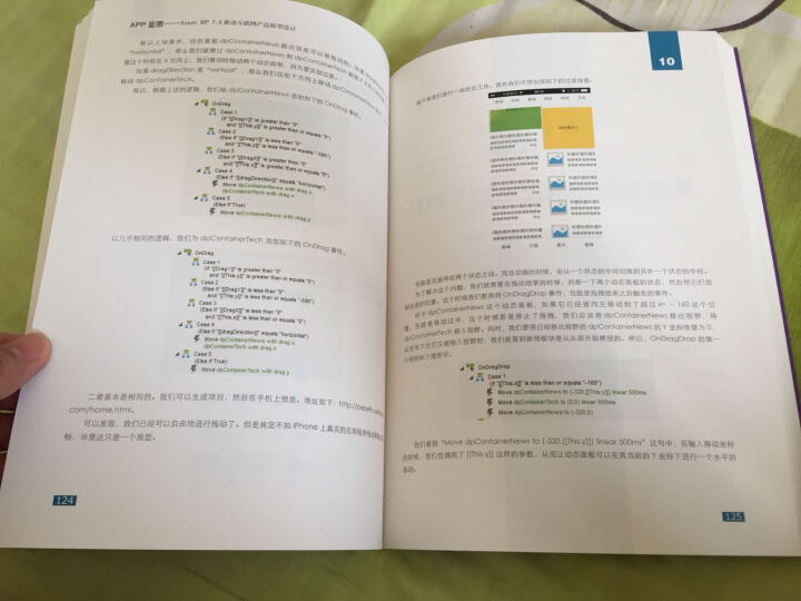 APP蓝图:Axure RP7.0移动互联网产品原型设计 晒单图