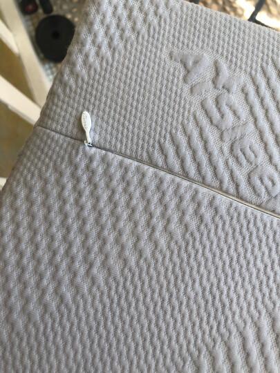 睡眠博士(AiSleep)枕芯 记忆枕 全方位蝶形慢回弹颈椎保健护颈枕头 60*35*6/11cm 晒单图