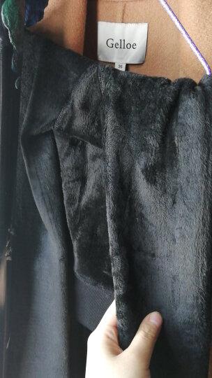 浪莎打底裤 秋冬加绒加厚保暖裤女锦纶无缝美体裤 藏青色1条 均码 晒单图