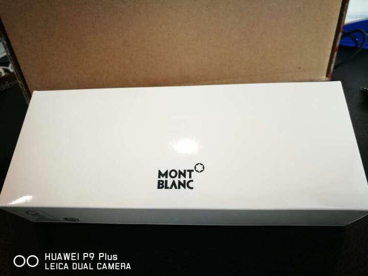 MontBlanc万宝龙大班系列镀金签字笔162/11402 晒单图