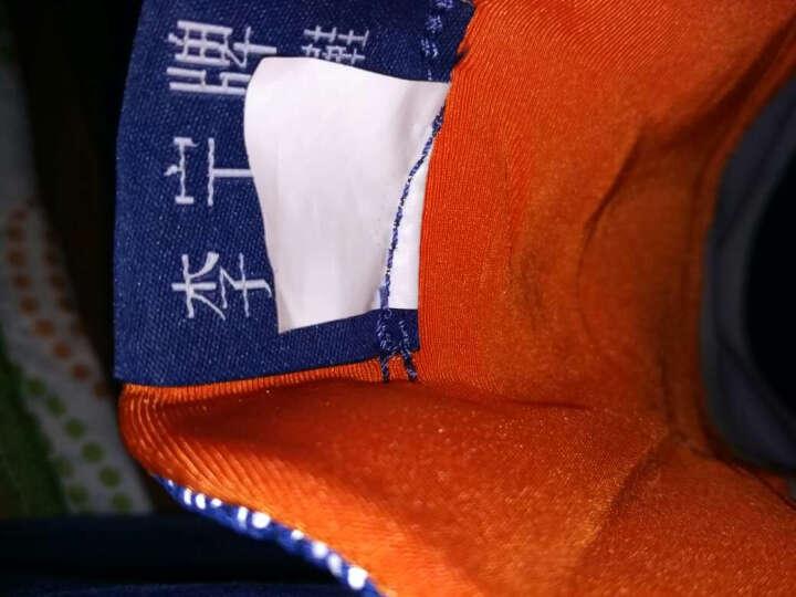 李宁官方旗舰店休闲鞋男鞋3K LNC II云减震透气运动鞋ALAK031-1/-2 藏青蓝/馥郁橙 43 晒单图