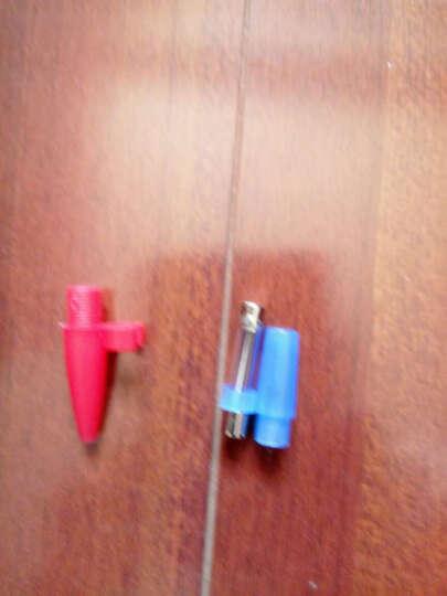 车志酷 四合一多功能大吸力车载吸尘器12v大功率充气泵轮胎打气机汽车用迷你便捷式车内吸尘器 车载吸尘器(蓝色)+家用电源线 晒单图