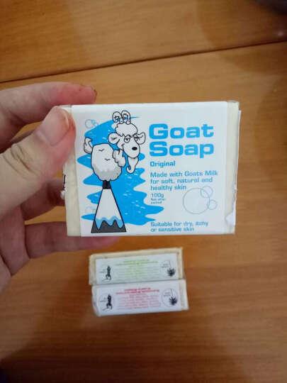 Goat Soap 香皂 保湿滋润 手工山羊奶皂 燕麦味100g 源自澳洲 温和护肤 全家适用 晒单图