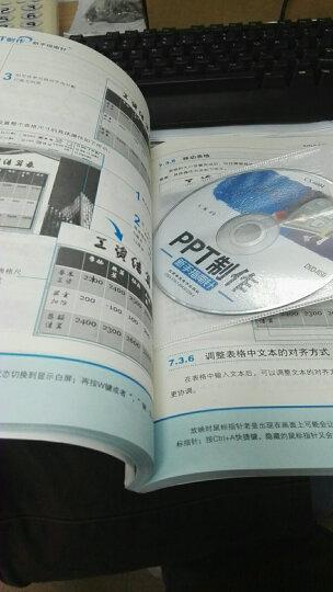 PPT制作新手指南针(附DVD-ROM光盘1张) 晒单图