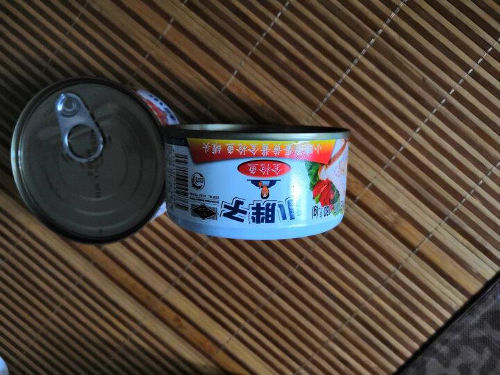 泰国进口 小胖子(TCBOY)蛋黄酱金枪鱼罐头 方便速食罐头180g 晒单图
