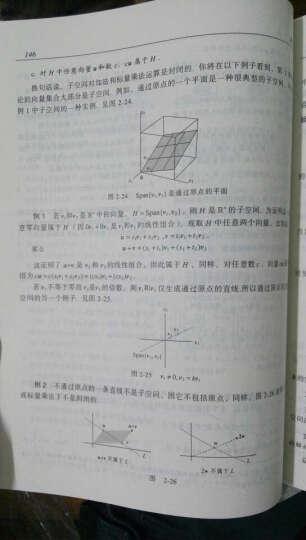 线性代数及其应用-原书第3版 晒单图
