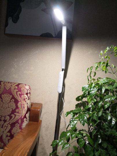 冠雅 LED落地灯 客厅书房卧室 现代时尚简约触摸可调光调色温工作阅读护眼落地灯 C708 晒单图