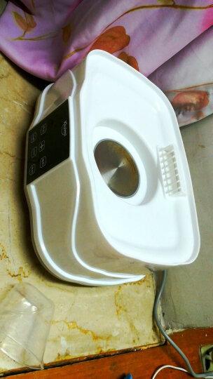 开优米(kiuimi) 婴儿奶瓶消毒器带烘干二合一多功能宝宝蒸汽奶瓶消毒锅消毒柜 灰色基础款 晒单图