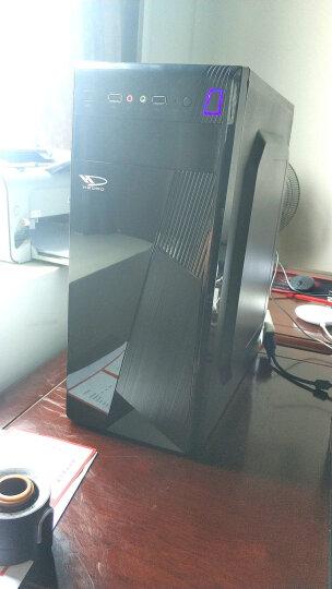 英特尔四核/酷睿I5/i7升八核家用办公游戏吃鸡台式组装电脑主机/DIY组装机 酷睿i5+4G独显+8G+256G 晒单图