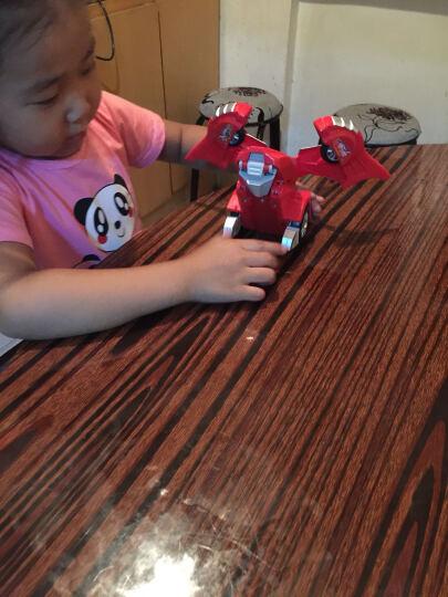 伟易达Vtech 变形恐龙一代翼龙 玩具变形机器人汽车百变金刚儿童玩具男孩 晒单图