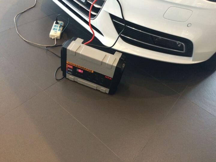 NFA纽福克斯 全自动 汽车 电瓶 充电器12V/24V 蓄电池充电机 智能修复  智能充电 数显 6897NV-40A 12V/24V自动切换充电器 晒单图