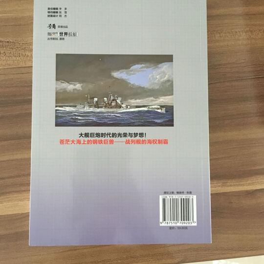 英国战列舰全史(1914-1960) 晒单图