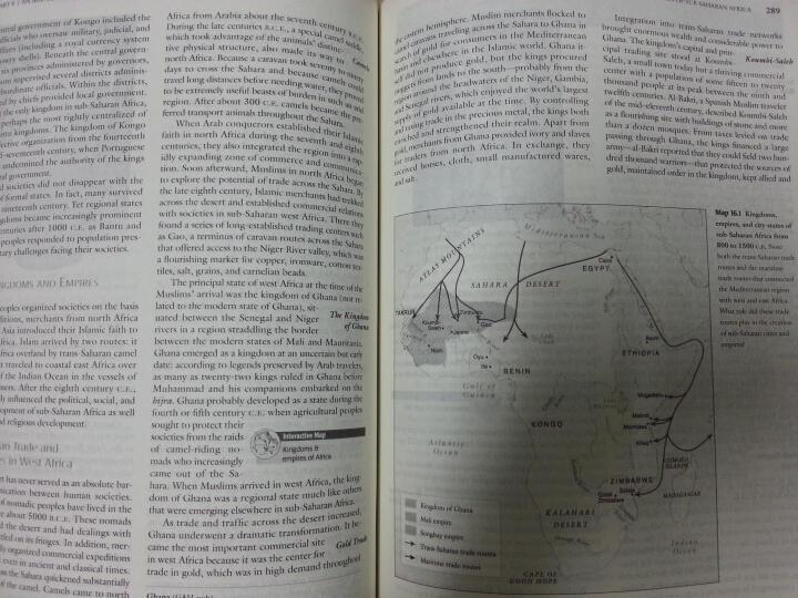 近现代世界史(下册)(第10版)(英文影印版) 晒单图