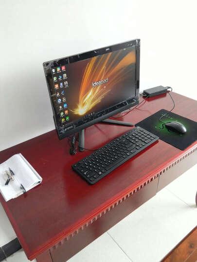 联想(Lenovo) AIO 510/520 致美一体机电脑 家用办公 PCI-e高速固态 酷睿I3 I3-8100T/4G/1TB+256G/定制 银 晒单图