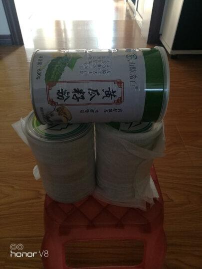 山脉常白 黄瓜籽粉纯原粉 630g黄瓜籽原粉一罐装 晒单图