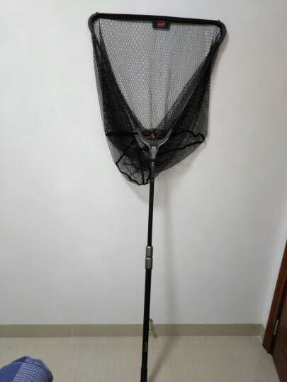 红健 库钓系列方管二节2.4米大抄网(60*70)垂钓用品渔具 晒单图