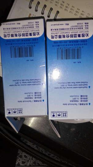 沁园 QINYUAN QJ-UF-302D家用免安装超滤净水器【萌宝袋鼠】 703滤芯3支 晒单图