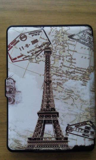 丁奇 亚马逊Kindle保护套499款/558款/958款 电子书休眠皮套 城市夜景 Kindle 558版 晒单图