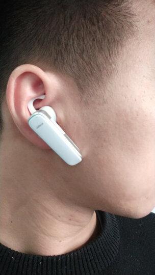 捷波朗(Jabra)Boost/劲步 超长待机 商务手机蓝牙耳机 白色 晒单图