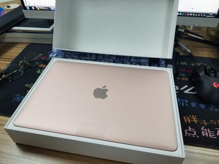 Apple MacBook 12 | 定制升级 Core i5 8G 256G SSD硬盘 银色 笔记本电脑 超轻薄本 Z0TZ0003L 晒单图