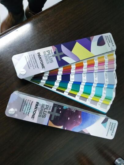 彩通PANTONE音潘通色卡国际通用标准 CMYK色卡 四色叠印套装 GP5101 晒单图