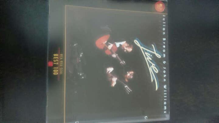 布里姆与威廉姆斯 吉他二重奏(CD) 晒单图