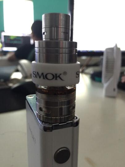 R80电子烟套装 80W功率烟盒 可升级克雷托 内置电池充电电子烟 戒烟产品 电子烟戒烟 蒸汽 白色 标准套装 晒单图