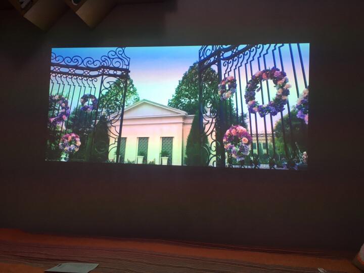 明基(BenQ) 投影仪 家用 影院投影机(3D  高清  无屏影院) W1120(支持侧投 3D) 晒单图