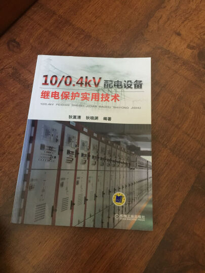 10/0.4kV配电设备继电保护实用技术 晒单图